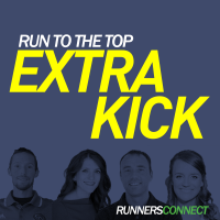 """Runners daily podcast """"Runners connect: Extra Kick"""""""