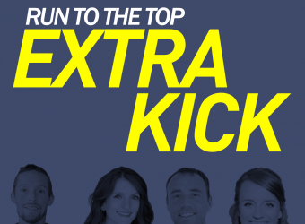 "Runners daily podcast ""Runners connect: Extra Kick"""