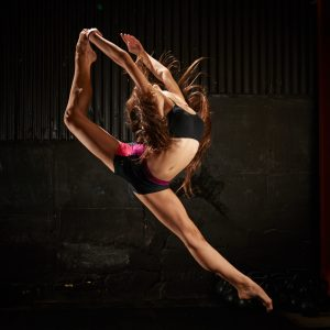 """Bella"" by ""NFGphoto"": A Dancer jumping"